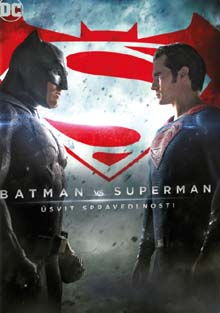 Batman vs.Superman: Úsvit spravedlnosti DVD_product