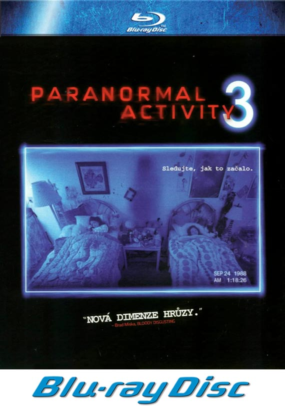 Paranormal Activity 3 BD