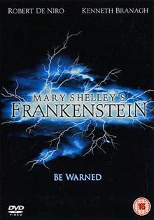 Mary Shelley's Frankenstein DVD