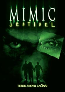 Mimic sentinel 3 DVD