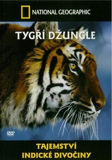 Tygří džungle DVD