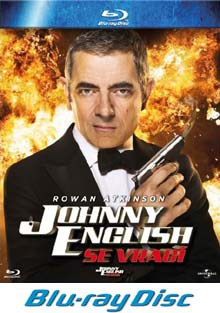 Johnny English se vrací BD