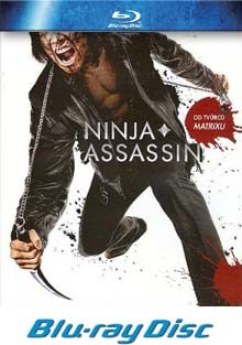 Ninja Assassin BD