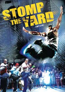 Stopm the Yard DVD film