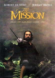 Mission DVD film