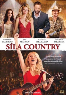 Síla country DVD