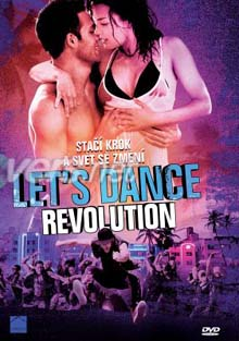 Let's Dance Revolution DVD