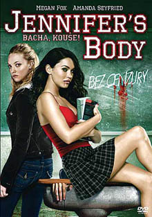 Jennifer's Body - Bacha kouše ! DVD