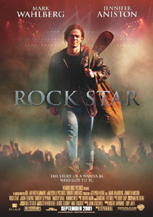Rock Star DVD