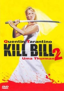 Kill Bill 2 DVD