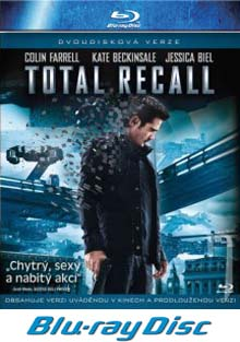 Total Recall DVD film_product