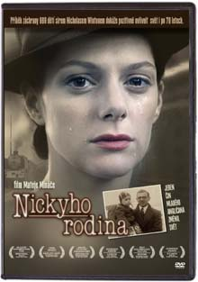 Nickyho rodina DVD