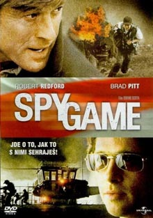 Spy Game DVD