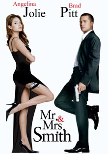 Mr.& Mrs. Smith DVD