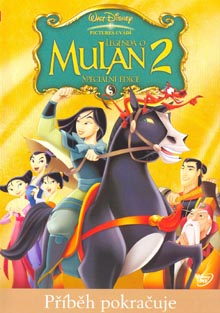 Legenda o Mulan 2 SE DVD