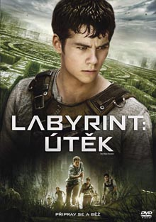 Labyrint: Útěk DVD