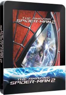 The Amazing Spider-Man 2 Steelbook  BD