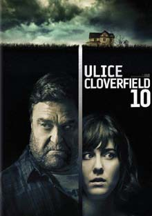 Ulice Cloverfield 10 DVD film