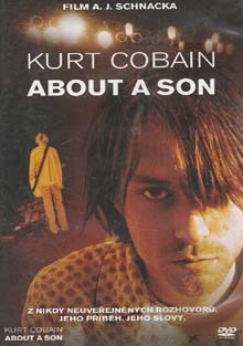 Curt Cobain About A Son DVD