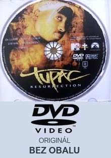 Tupac Resurrection DVD