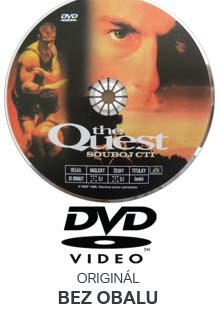 The Quest Souboj cti DVD film