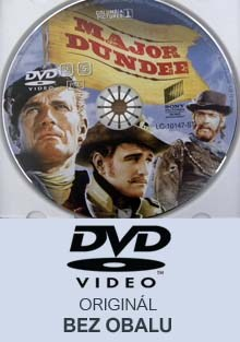 Major Dundee DVD