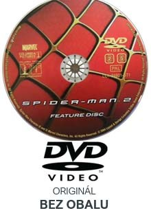 Spiderman 2 DVD