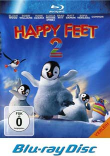 Happy Feet 2 BD