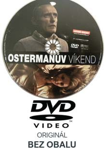 Ostermanův víkend DVD