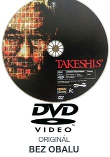 Takeshis' DVD