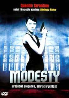 Modesty DVD film