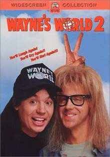Wayne's World 2 DVD