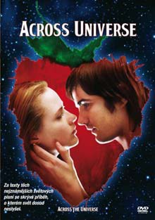 Across Universe DVD film