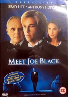 Seznamte se, Joe Black DVD