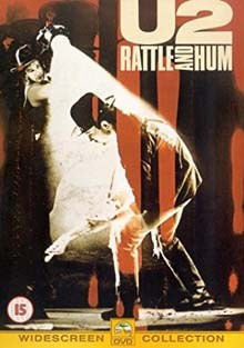 U2: Rattle and Hum DVD