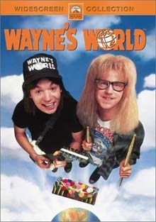 Wayne's World DVD