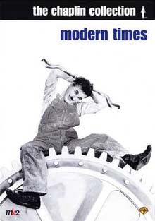 The Chaplin Collection Modern Times DVD