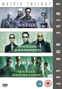 Matrix Trilogie DVD