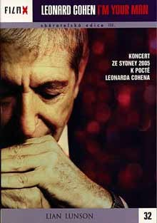 Leonard Cohen I'm Your Man DVD
