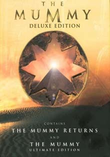 The Mummy Deluxe Edition DVD