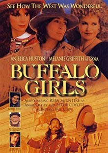 Buffalo Girls DVD