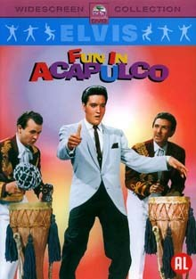 ELVIS PRESLEY: Fun in Acapulco DVD