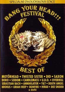 Bang Your Head!!! Festival DVD
