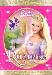 Barbie Růženka DVD
