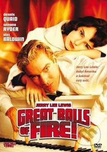 Great Balls of Fire DVD