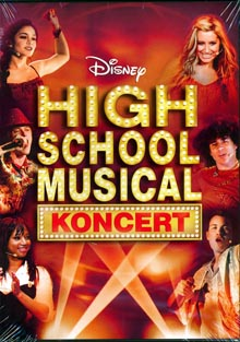 High Music Musical koncert DVD
