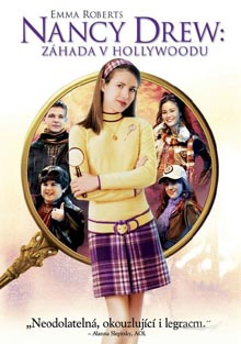 Nancy Drew: Záhada Hollywoodu DVD