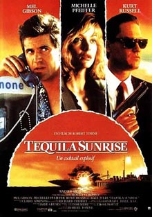 Tequila Sunrise DVD