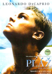 Pláž / The Beach DVD