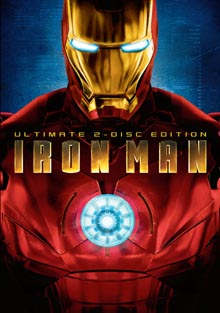 Iron Man SE DVD